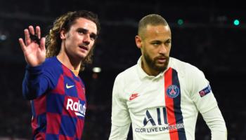 Griezmann-Neymar: sarà questo il primo grande affare di calciomercato alla ripresa?
