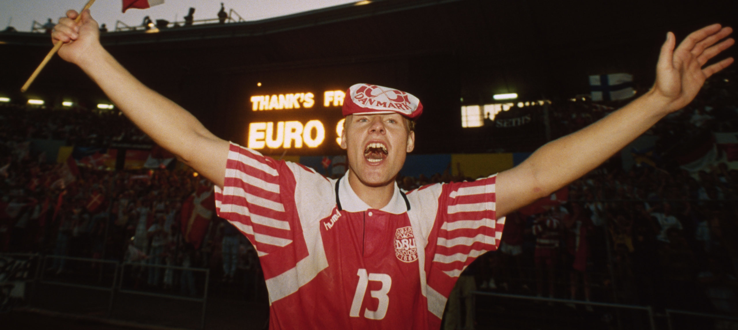 La Danimarca e il trionfo a Euro 1992, quando la favola sportiva si intreccia con la Storia