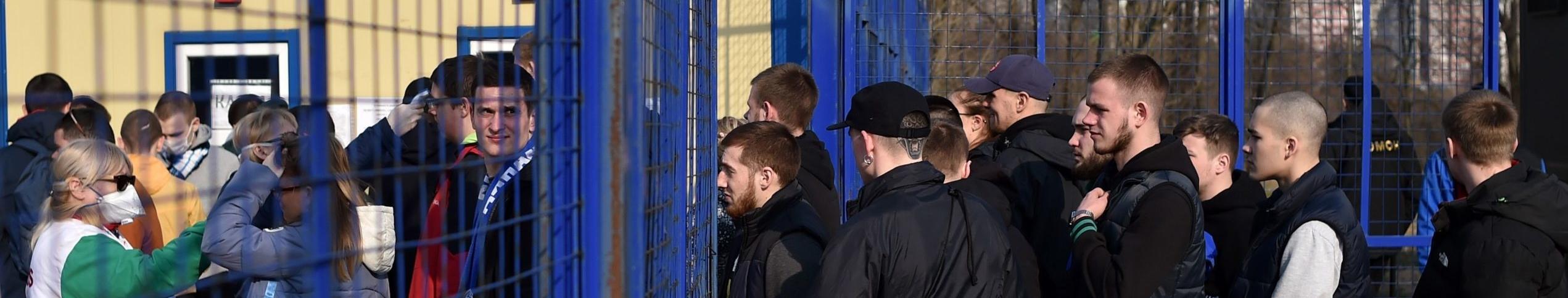 FC Minsk-Torpedo Zhodino, c'è aria di sorpasso nel lunch match della Vysshaya Liga