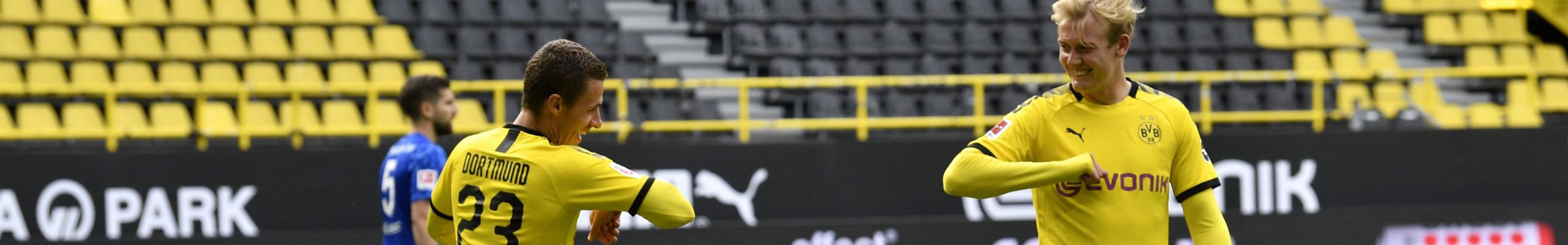 Quote Wolfsburg-Borussia Dortmund: Lucien Favre vuole portarsi a -1 dal Bayern Monaco