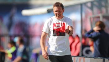 Quote Lipsia-Hertha Berlino: Nagelsmann vuole provare a recuperare terreno