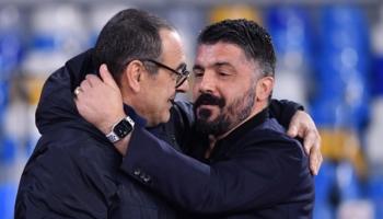 Pronostico Napoli-Juventus: le scelte di Gattuso e Sarri per la finale