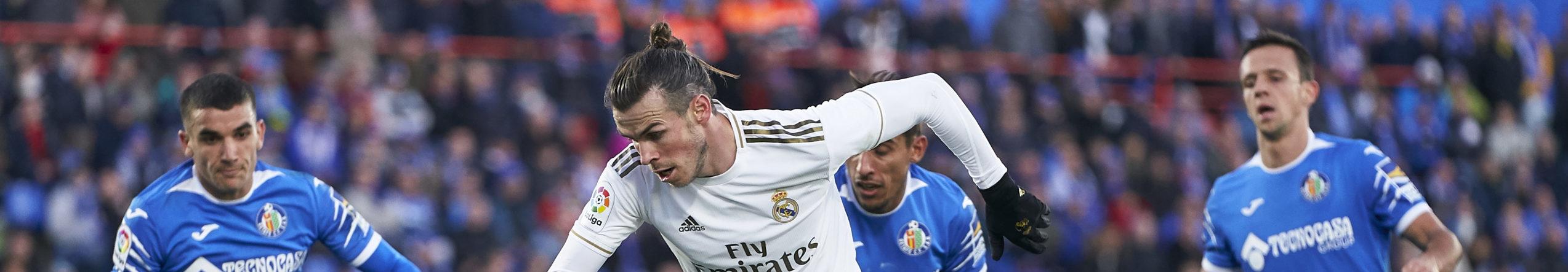 Real Madrid-Getafe: c'è chi gioca per il titolo e chi per la Champions