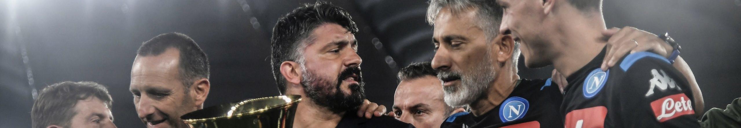 Napoli-SPAL, dopo la Coppa Italia Gattuso vuole anche un posto in Europa