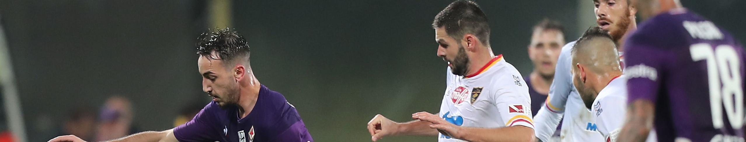Lecce-Fiorentina: l'ex Liverani vuole i 3 punti per inseguire la salvezza