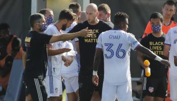 Playoff MLS, nella notte italiana si chiudono gli ottavi di finale: Stam cerca l'impresa