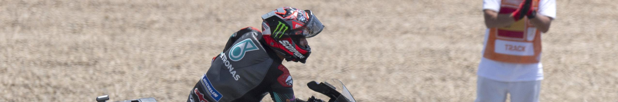 GP Andalusia: clamoroso Marquez, può già correre! Quartararo favorito