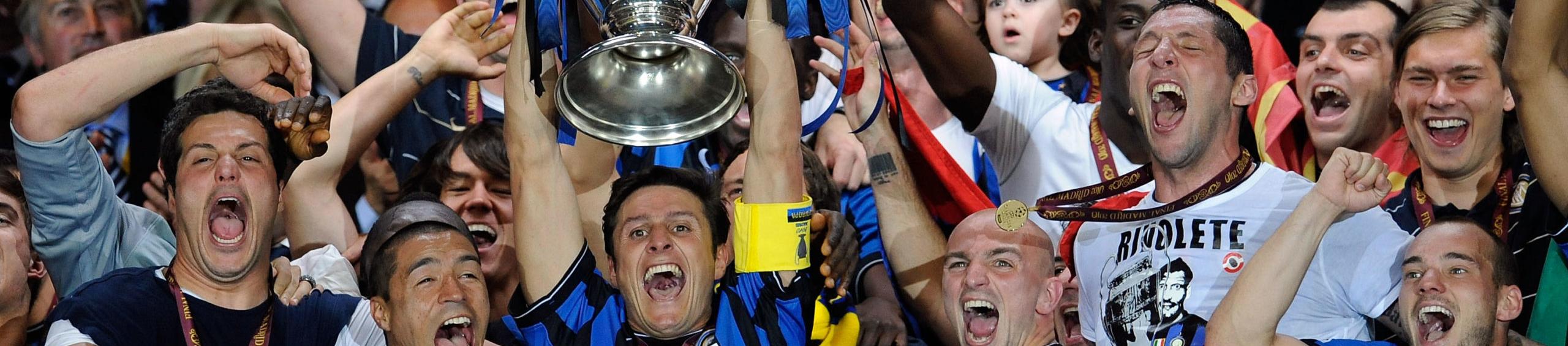 Le 5 migliori partite nella storia dell'Inter, dalla prima Coppa dei Campioni al Triplete