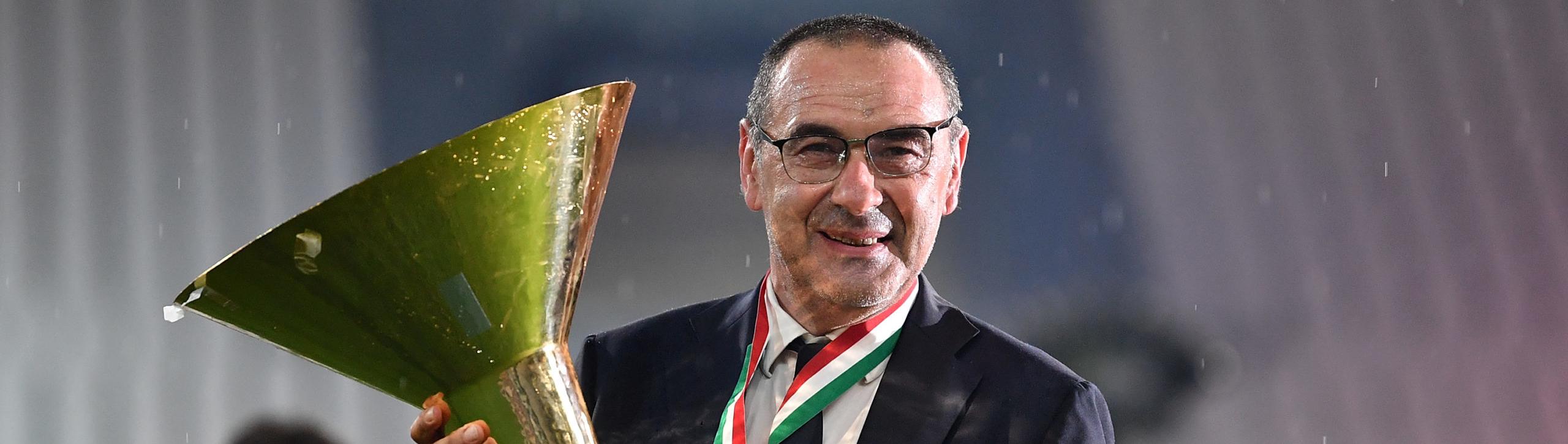 Juventus, campione d'Italia e di critiche: perché può continuare a vincere anche con Sarri