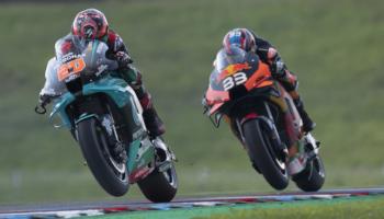 GP d'Austria, Quartararo cerca di ripartire dopo il passo falso di Brno