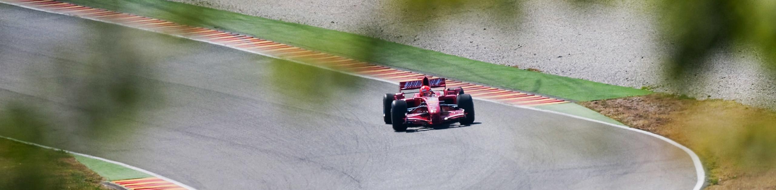 Autodromo del Mugello, l'esordio F1 di un circuito tutto Rosso: ecco la sua storia