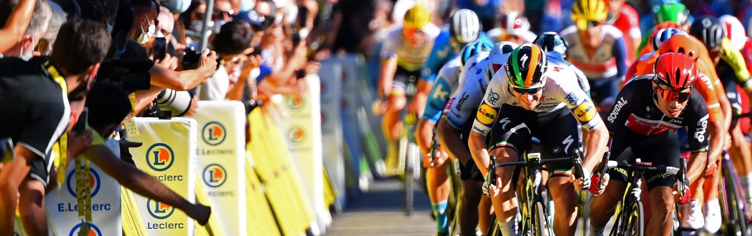Tour de France 2020, quote e favoriti 7ª tappa: volatona prima dei Pirenei, è la volta buona per Bennett?