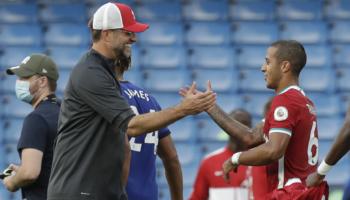 Liverpool-Arsenal, esame per due: Klopp si gioca la carta Thiago