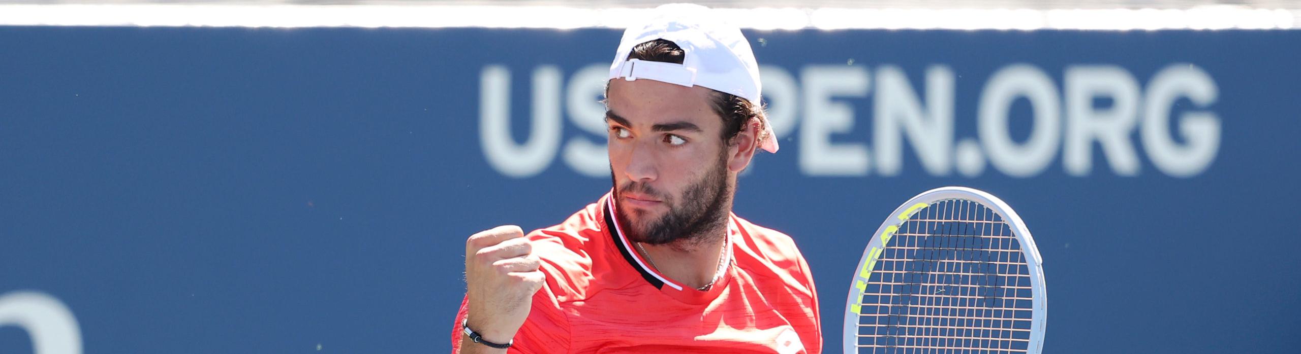 Pronostici e quote US Open: Berrettini contro Rublev come l'anno scorso, i consigli per le vostre scommesse