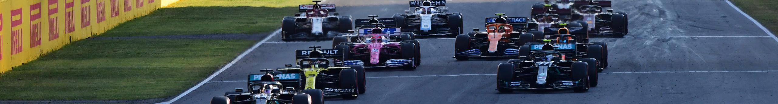 GP di Russia: a Sochi ha vinto sempre la stessa auto, indovinate quale?