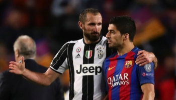 Luis Suarez e la Juventus: matrimonio in vista? Chiellini e CR7 danno l'ok