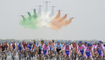 Giro d'Italia 2020, quote e favoriti per la tappa 15: tra il saluto delle Frecce Tricolori e l'omaggio al Pirata