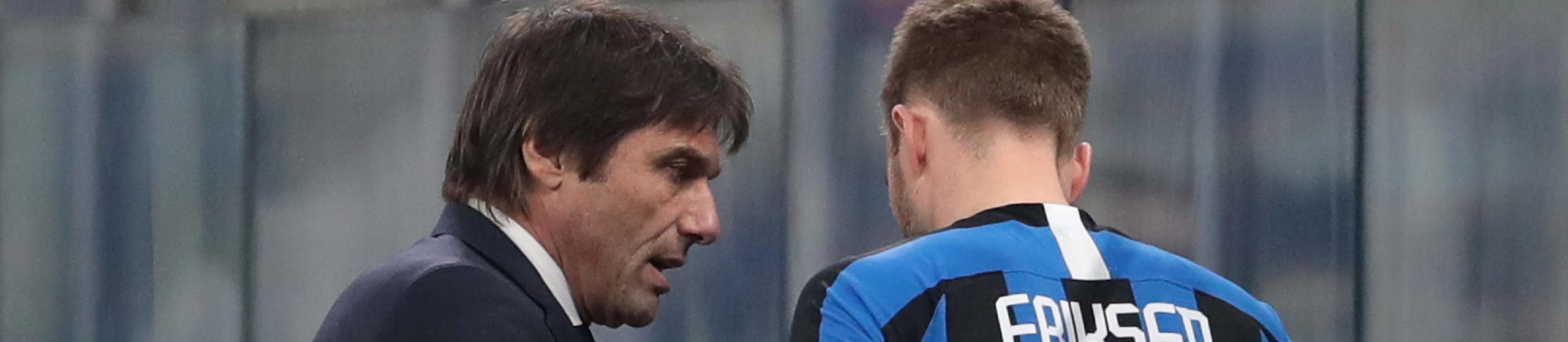 Pronostico Inter-Borussia Monchengladbach: Conte in cerca di risposte - le ultimissime