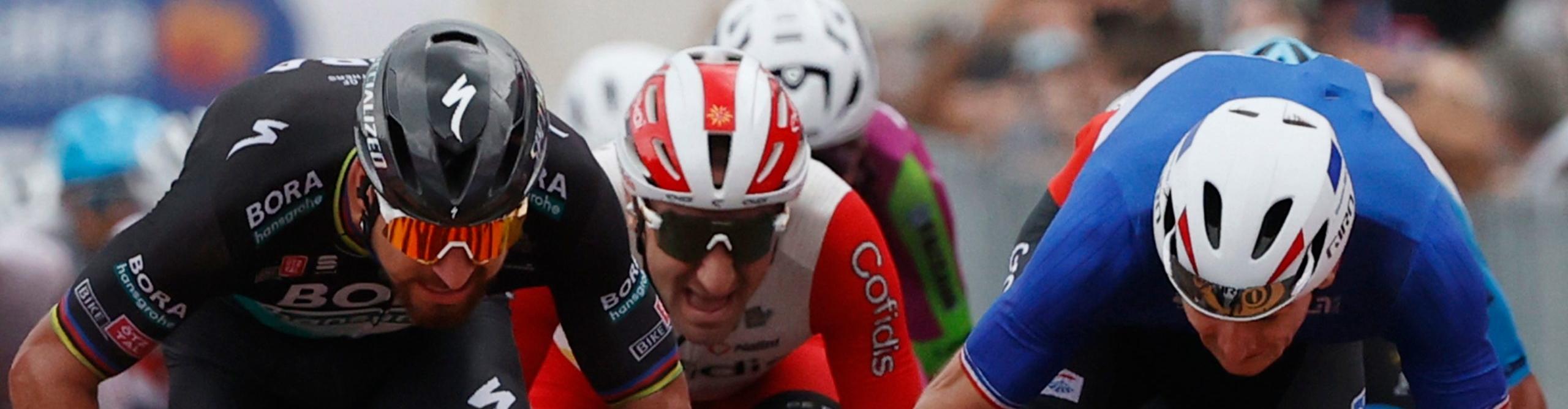 Giro d'Italia 2020, quote e favoriti per la tappa 8: ancora un duello Démare-Sagan?