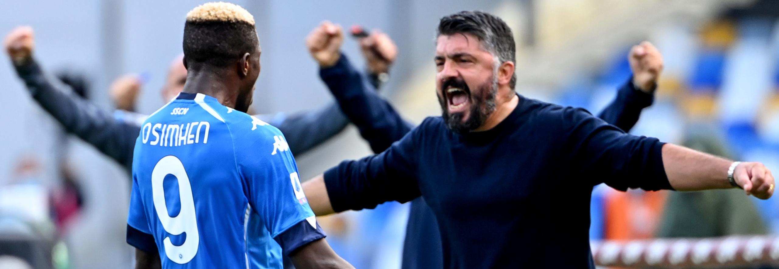 Uno studio dimostra che a calcio vince chi fa correre la palla, e che Gattuso è un tecnico sottovalutato