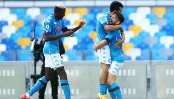 Benevento-Napoli, gli azzurri vogliono mandare un segnale per lo Scudetto