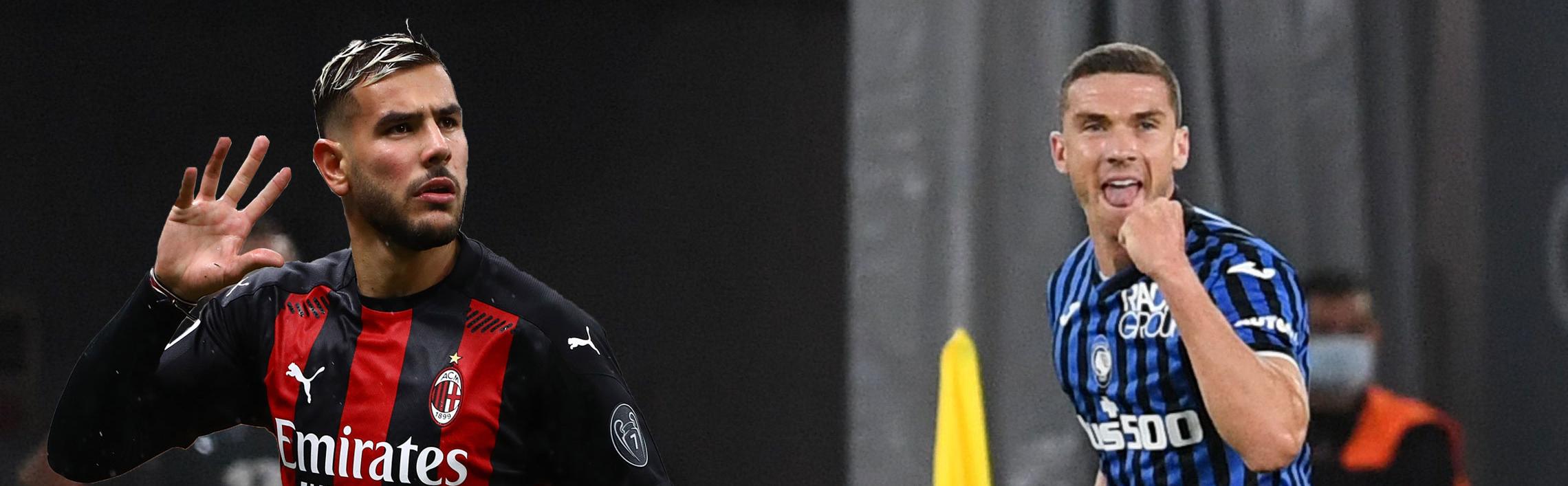 Difensori goleador: Robin Gosens vs Theo Hernández, chi segnerà di più in questa Serie A?