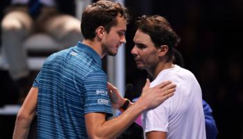 ATP Finals 2020: quote e consigli per le semifinali Thiem-Djokovic e Nadal-Medvedev