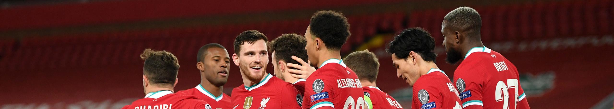 Liverpool-Leicester, scontro ad alta quota ad Anfield