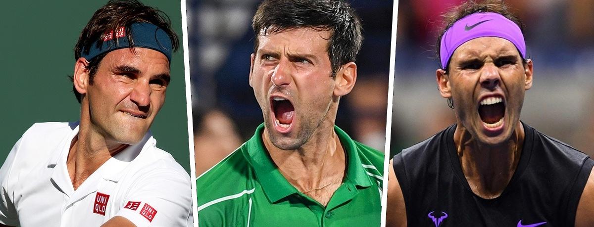 Roger-Rafa-Nole, l'era dei Big 3 del tennis è irripetibile? E chi è il più forte?