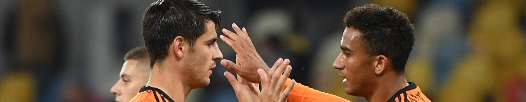 Juventus-Dinamo Kiev: Morata guida l'attacco, torna CR7