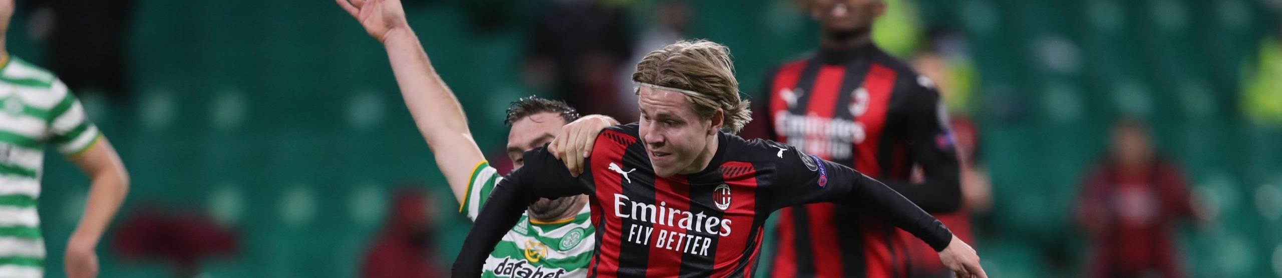 Milan-Celtic: il Diavolo vuole i 3 punti e spera nell'aiuto del Lilla