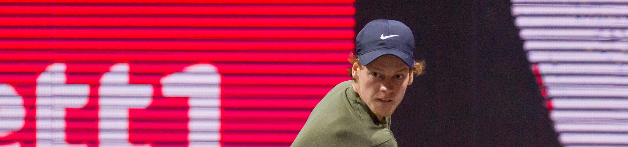 Pronostici tennis, i consigli del giorno: Sinner in campo contro de Minaur