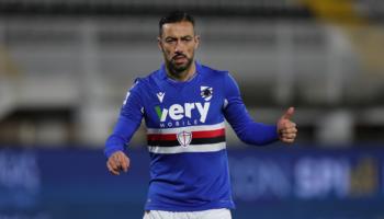 Sampdoria-Udinese, Quagliarella cerca il gol in Serie A per il 17° anno consecutivo