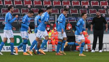 Napoli-Empoli, Gattuso sfida la capolista della B in una gara non così scontata
