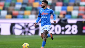 Napoli-Fiorentina, gli azzurri vogliono spiccare il volo per l'Europa che conta