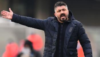 Pronostico Napoli-Spezia, turn-over per gli ospiti mentre Gattuso cerca di salvare la panchina