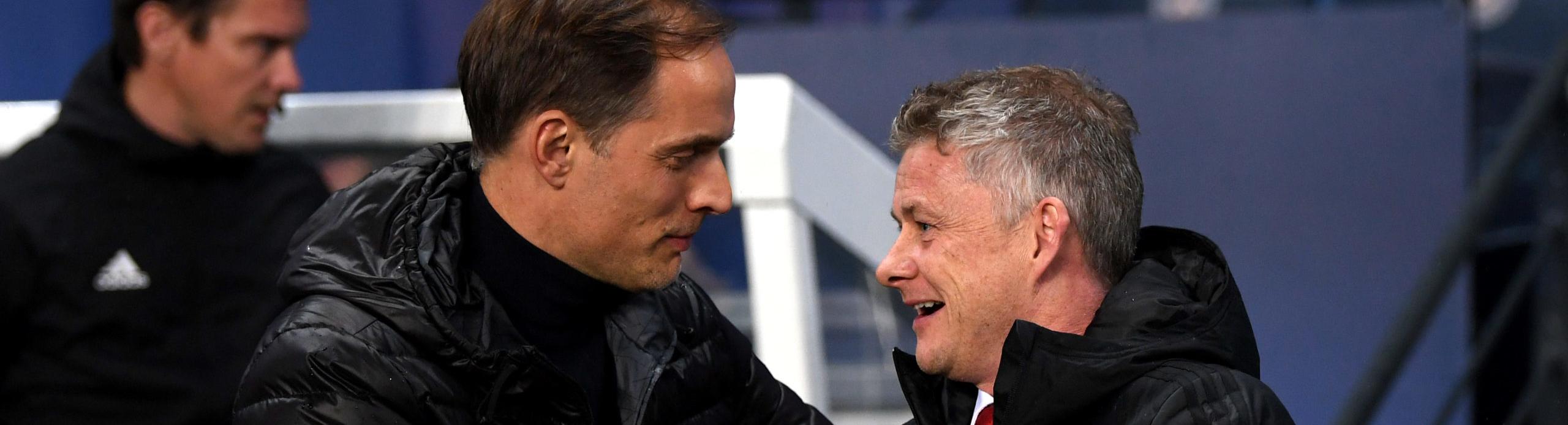 Chelsea-Manchester United, Tuchel e Solskjaer si giocano l'Europa che conta