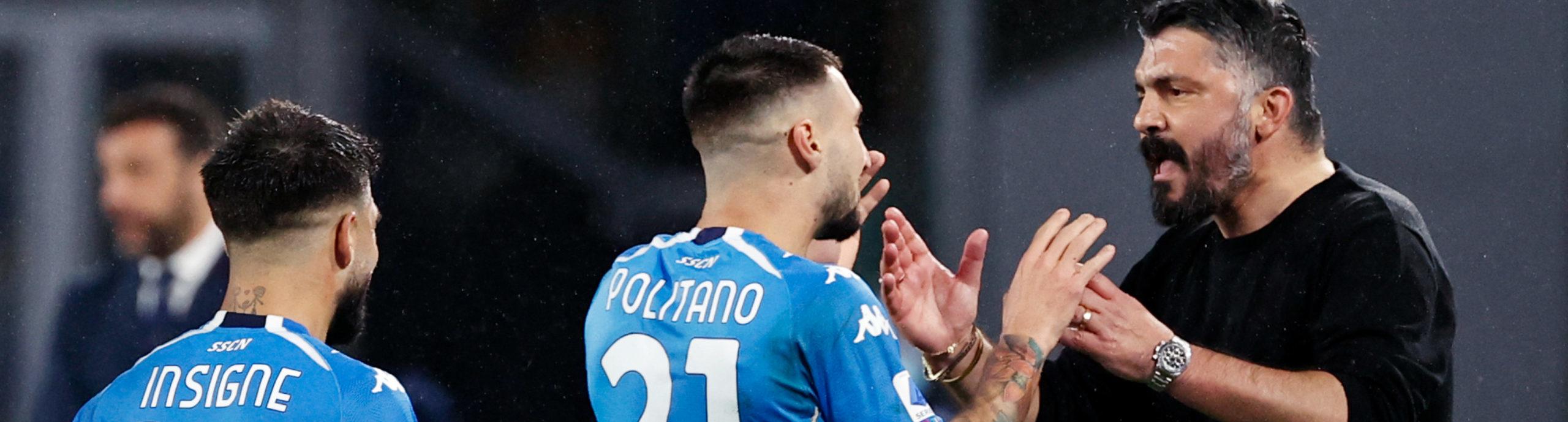 Pronostico Napoli-Juventus, nonostante le assenze Gattuso non si tira indietro - le ultimissime