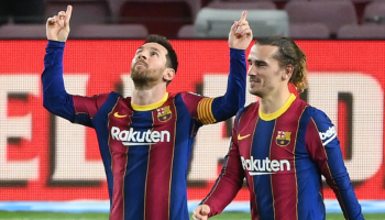 Barcellona-PSG: Neymar out, Messi c'è e i catalani si affidano ancora a lui