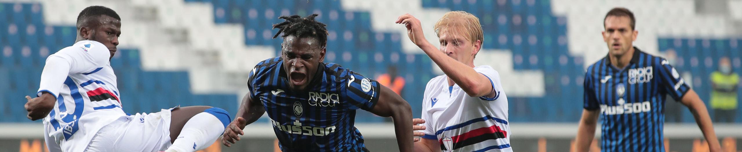 Sampdoria-Atalanta, quale sarà il volto della Dea?