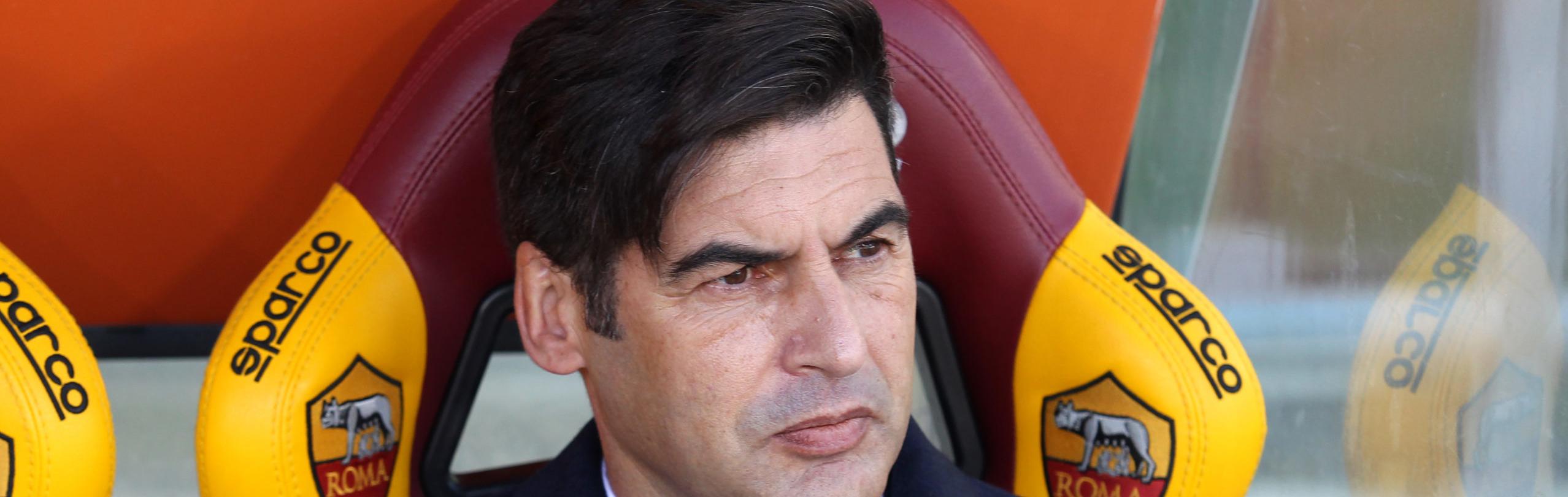 Braga-Roma: Fonseca pensa al turnover, ma in difesa ha gli uomini contati
