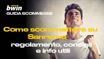 Come scommettere su Sanremo