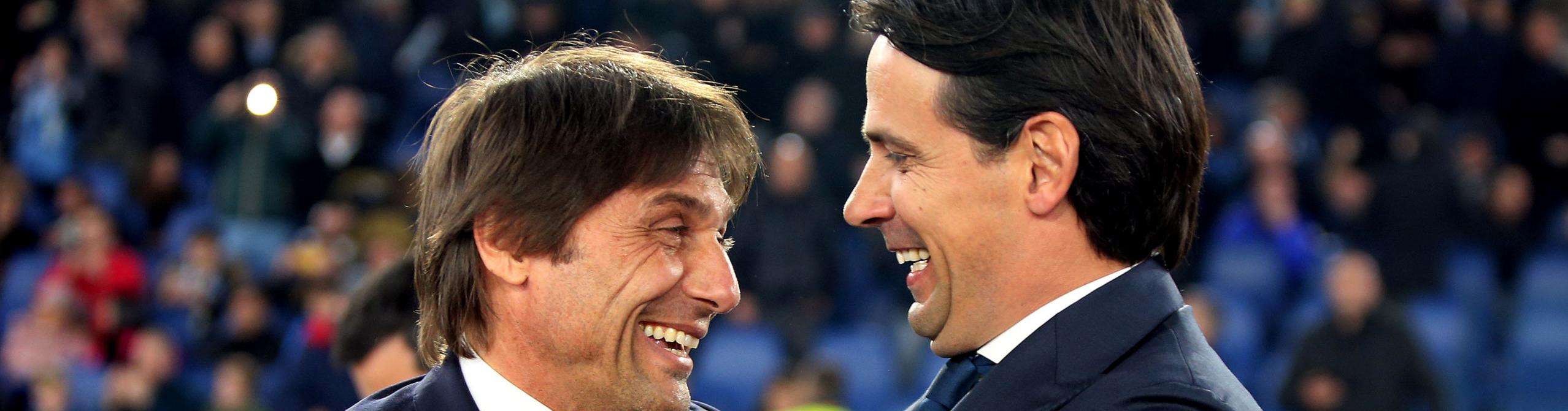 Inter-Lazio: Conte-Inzaghi, sfida di lusso dal sapore di Champions League