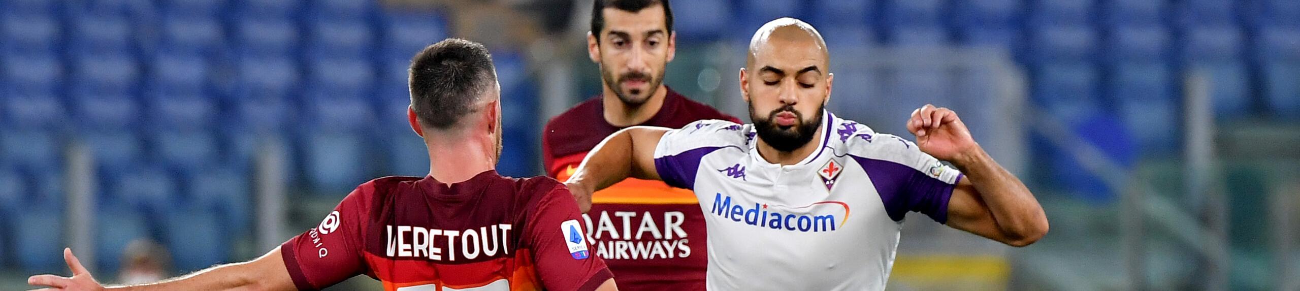 Fiorentina-Roma, 90 minuti per rialzare la testa