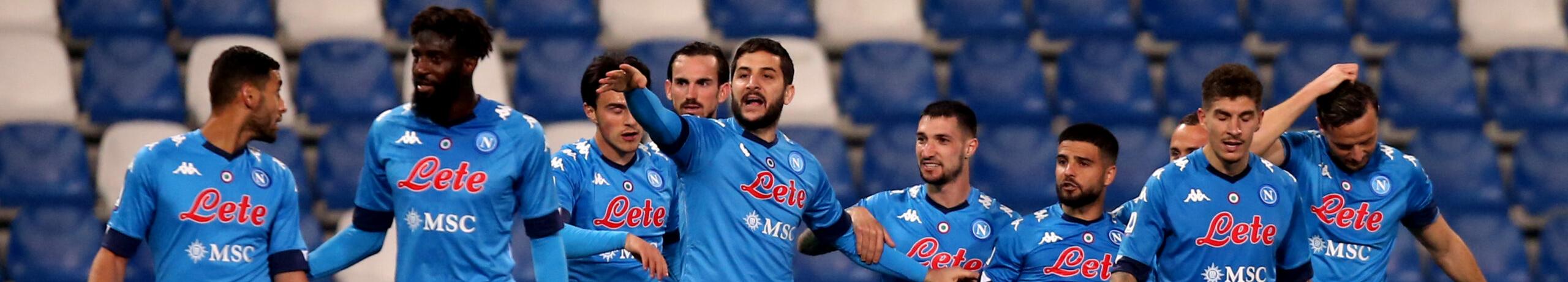 Napoli-Bologna, ultima chiamata Champions per gli azzurri?