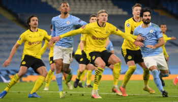 Borussia Dortmund-Manchester City, Haaland spaventa Guardiola
