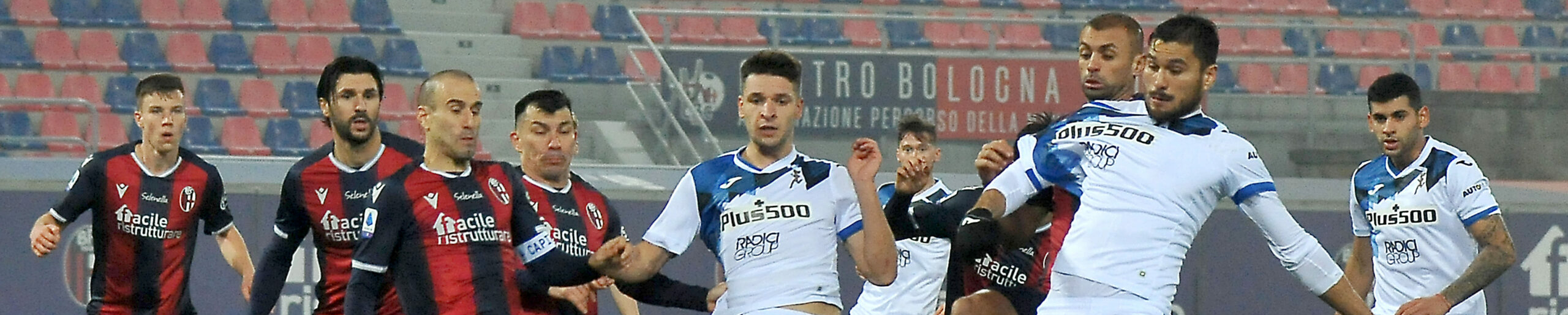Atalanta-Bologna, la Dea senza ali cerca il successo per la Champions