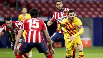 Barcellona-Atletico Madrid, la Liga si decide qui?