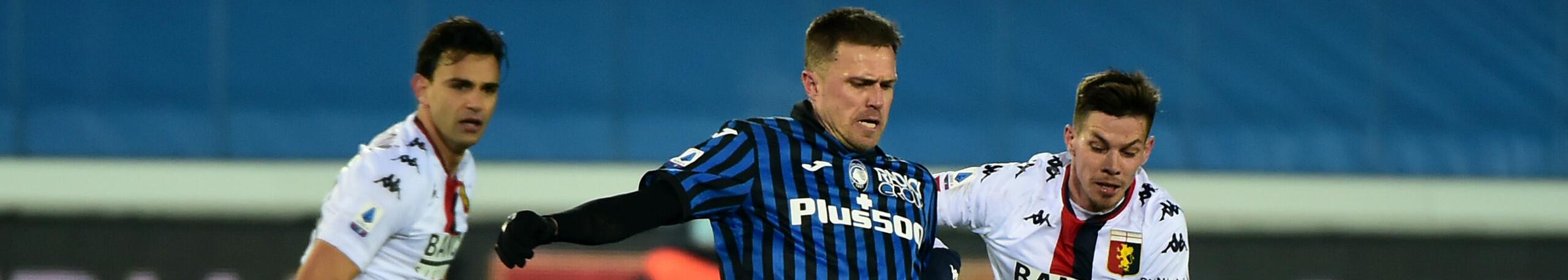 Genoa-Atalanta, l'ex Gasp cerca punti Champions in casa del Grifone