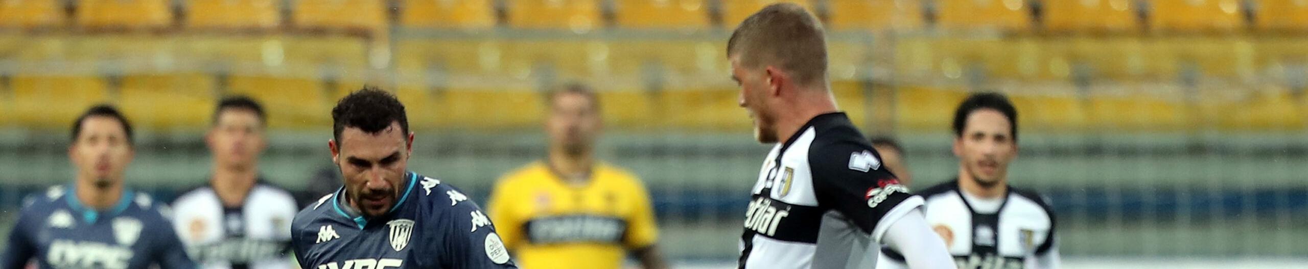 Benevento-Parma, il momento della verità